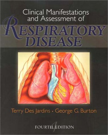 9780323010863: Clinical Manifestations and Assessment of Respiratory Disease