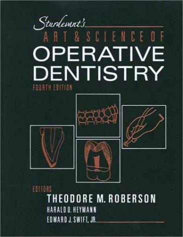 9780323010870: Sturdevant's Art & Science of Operative Dentistry