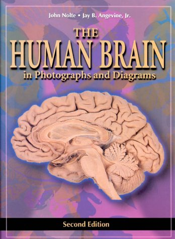 9780323011266: The Human Brain: in Photographs and Diagrams