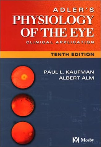 9780323011365: Adler's Physiology of the Eye
