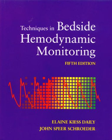 9780323011518: Techniques in Bedside Hemodynamic Monitoring