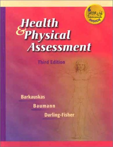 9780323012140: Health & Physical Assessment