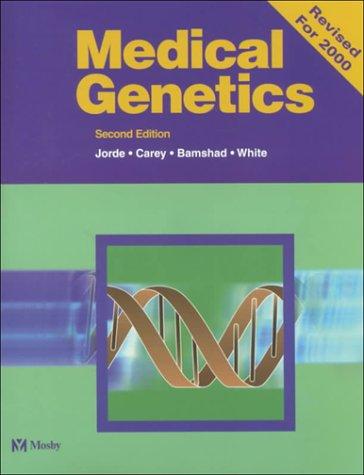 9780323012539: Medical Genetics: Revised Reprint, 2e