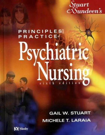 9780323012706: Stuart & Sundeen's Principles and Practice of Psychiatric Nursing