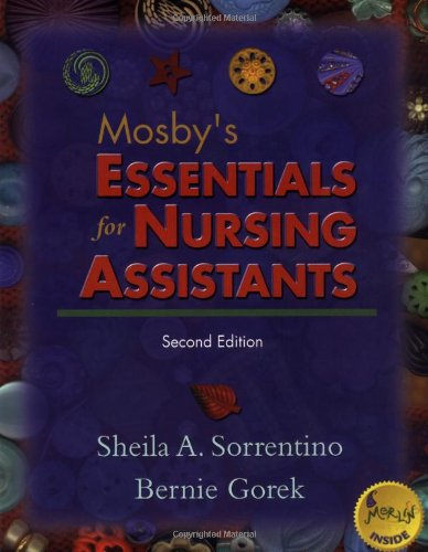 9780323013246: Mosby's Essentials for Nursing Assistants