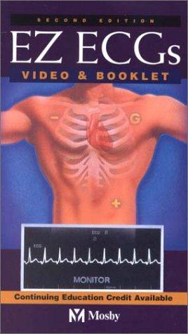 9780323013307: EZ ECGs, 2e [VHS]