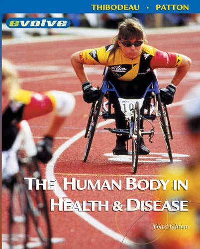9780323013383: The Human Body in Health & Disease - Soft Cover Version, 3e (Human Body in Health & Disease (W/CD))