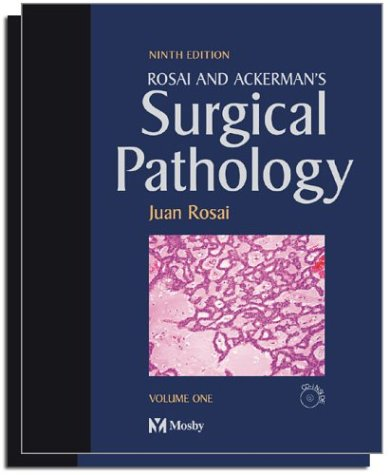 9780323013420: Rosai and Ackerman's Surgical Pathology 2 Volume Set (Rosai & Ackerman's Surgical Pathology)