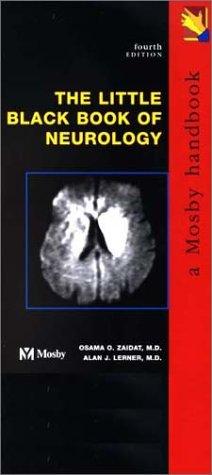 9780323014151: The Little Black Book of Neurology (Mobile Medicine)