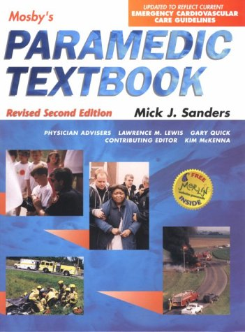 9780323014168: Mosby's Paramedic Textbook Revised Reprint