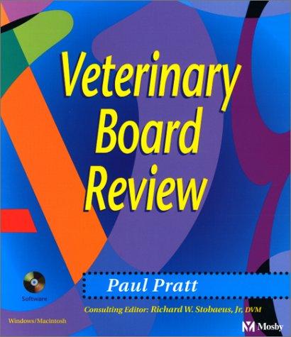 9780323014274: Veterinary Board Review (CD-ROM)