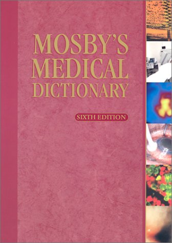 9780323014298: Mosby's Medical Dictionary (Trade Version)