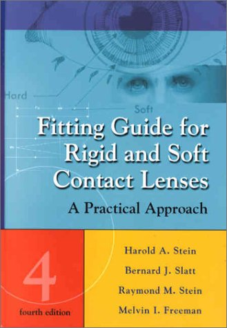 9780323014403: Fitting Guide for Rigid and Soft Contact Lenses: A Practical Approach