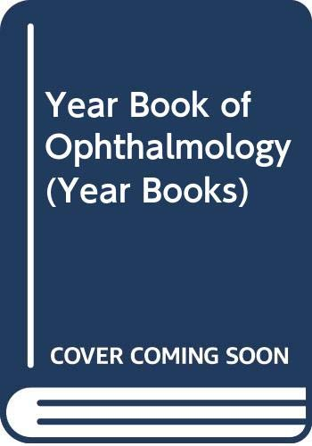 9780323015813: Year Book of Ophthalmology (Year Books)