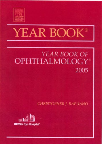 9780323015820: Year Book of Ophthalmology