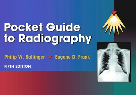 9780323016032: Pocket Guide to Radiography, 5e