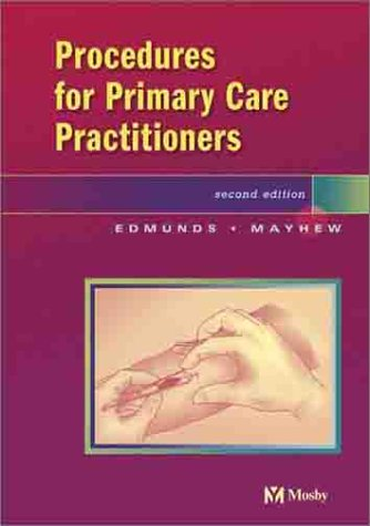 9780323016193: Procedures for the Primary Care Practitioner