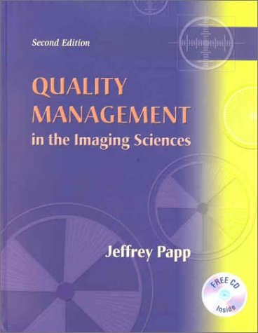 9780323016247: Quality Management in the Imaging Sciences, 2e
