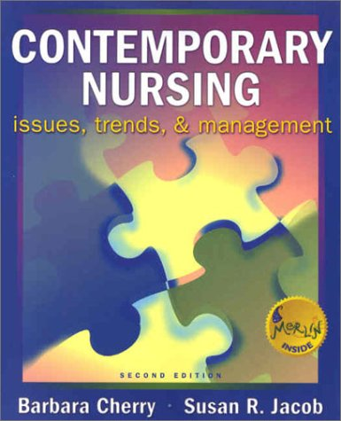 9780323016315: Contemporary Nursing: Issues, Trends, & Management