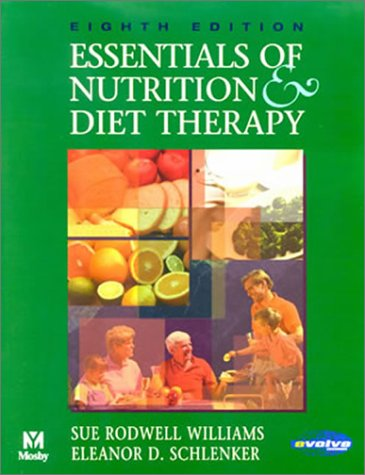 9780323016353: Essentials of Nutrition and Diet Therapy