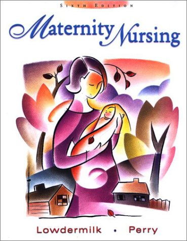 9780323016438: Maternity Nursing (Book with CD-ROM)