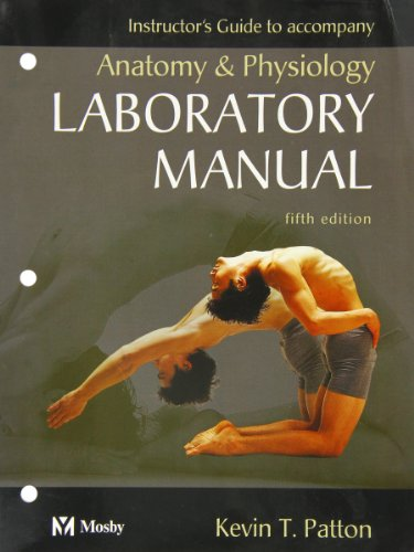 9780323016735: Anatomy and Physiology - Instructors Resource to Accompany Lab Manual