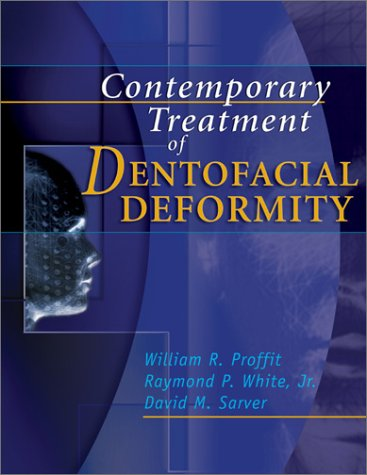 9780323016971: Contemporary Treatment of Dentofacial Deformity, 1e