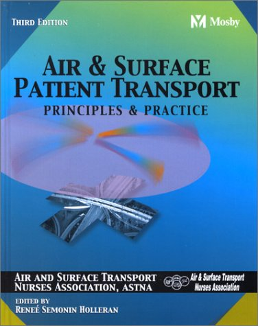 9780323017015: Air & Surface Patient Transport: Principles & Practice