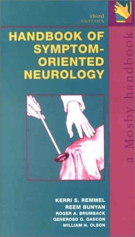 9780323017121: Handbook of Symptom-Oriented Neurology, 3e