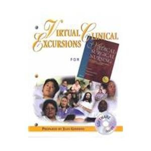 Virtual Clinical Excursions for Medical-Surgical Nursing: Sharon L. Lewis