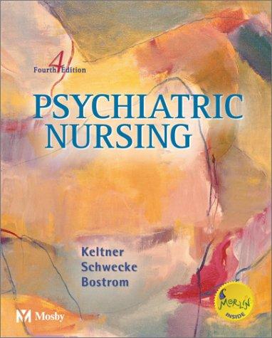9780323017398: Psychiatric Nursing