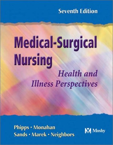 9780323018043: Medical-Surgical Nursing: Health and Illness Perspectives