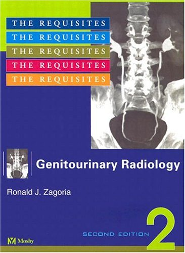 9780323018425: Genitourinary Radiology: The Requisites, 2e