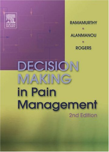 9780323019743: Decision Making in Pain Management, 2e