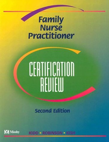 9780323019767: Family Nurse Practitioner Certification Review, 2e
