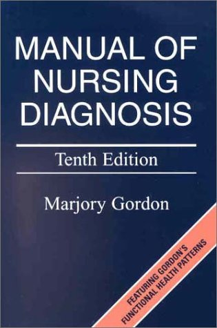 9780323019781: Manual of Nursing Diagnosis, 10e