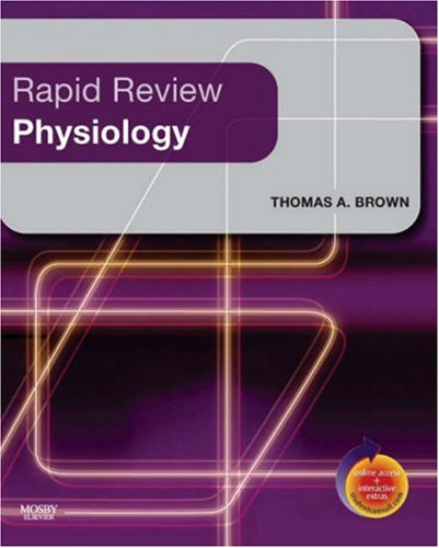 9780323019910: Rapid Review Physiology: With STUDENT CONSULT Online Access (Rapid Review)
