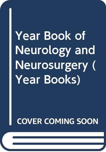 9780323020589: Year Book of Neurology and Neurosurgery (Year Books)