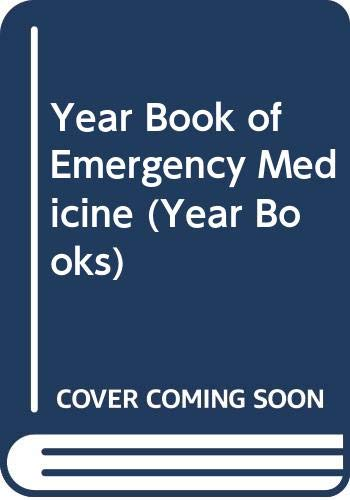 9780323020695: Year Book of Emergency Medicine (Year Books)