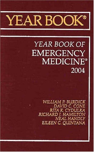 9780323020701: Year Book of Emergency Medicine, 1e (Year Books)