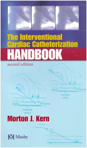 9780323022385: Interventional Cardiac Catheterization Handbook, 2e