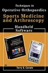 9780323022699: Techniques in Operative Orthopaedics: Set, Handheld Software CD-ROM with Windows Installers for PDA: Techniques in Operative Orthopaedics: Sports ... Operative Orthopaedics Pda Software Series)