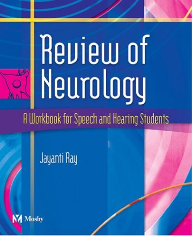 9780323022972: Review of Neurology: A Workbook for Speech and Hearing Students with CD-ROM