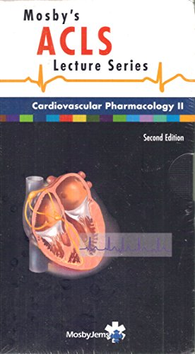 9780323023047: Cardiovascular Pharmacology (Mosby's ACLS Lecture) VHS