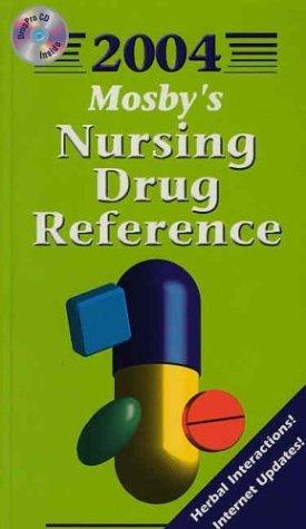 Mosby's 2004 Nursing Drug Reference (Mosby's Nursing: Linda Skidmore-Roth