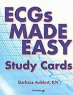 9780323023122: ECGs Made Easy Text & Study Cards Package