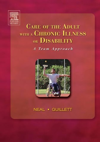 Care of the Adult with a Chronic: Leslie Jean Neal
