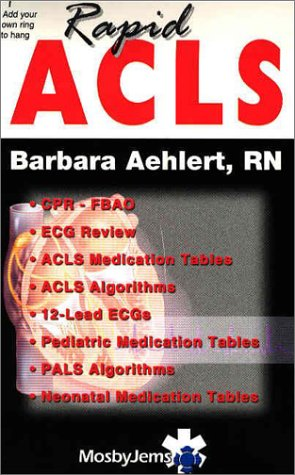 9780323023511: Rapid ACLS Pocket Guide, 1e