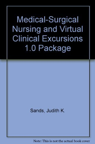 9780323023887: Medical-Surgical Nursing and Virtual Clinical Excursions 1.0 Package, 7e