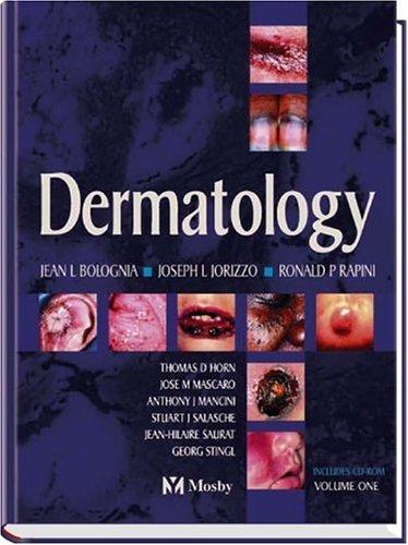 9780323024099: Dermatology: 2-Volume Set (Dermatology (Mosby))
